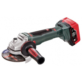 УШМ Metabo WB 18 LTX BL 150 Quick 0 Metaloc